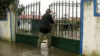 مقتل ثمانية أشخاص في عاصفة قوية تضرب غرب أوروبا