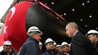 Pirireis adlı yeni denizaltı 2022'de hizmete girecek