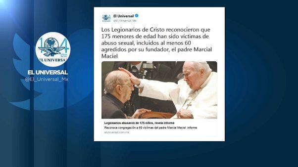 Los Legionarios de Cristo reconocen abusos sexuales contra 175 menores