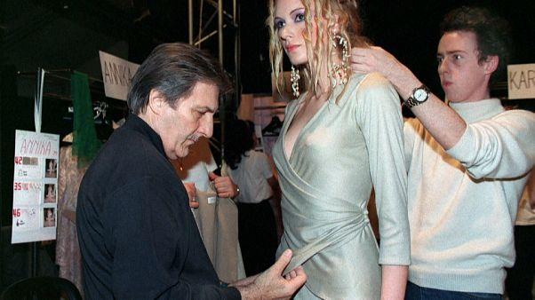 Modemacher Emanuel Ungaro mit 86 in Paris gestorben