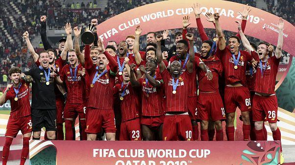 FC Liverpool feiert Club-Weltmeisterschaft