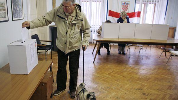 Présidentielle croate : le candidat social-démocrate en tête du premier tour