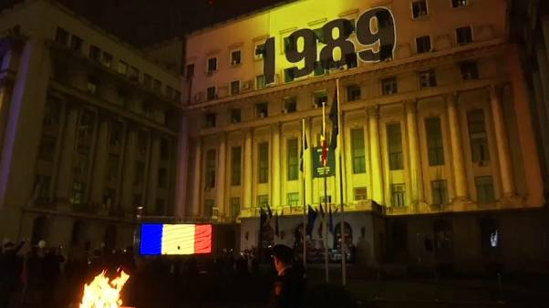 Romania: manifestazione per ricordare la caduta di Ceausescu