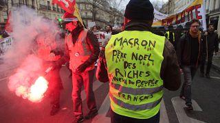 Riforma delle pensioni in Francia: le differenze con la legge Fornero