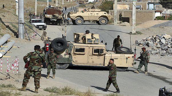 مرگ دستکم یک آمریکایی در پی حمله طالبان در ولایت قندوز افغانستان