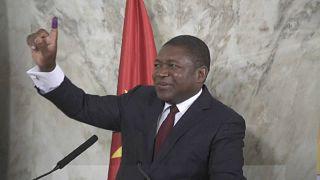 Filipe Nyusi confirmado presidente