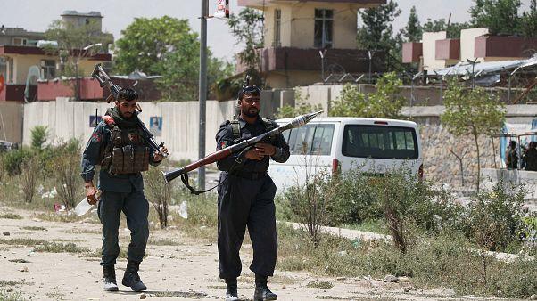 Afganistan'da bir Amerikan askeri öldürüldü; olayı Taliban üstlendi