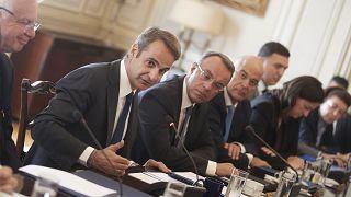 Ελλάδα: EastMed, πορείες και επίδομα γέννησης στο υπουργικό συμβούλιο