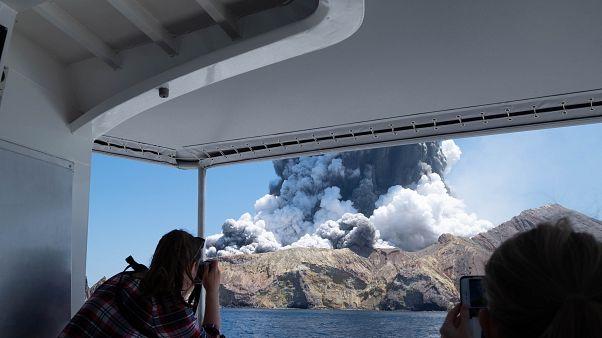 Ν.Ζηλανδία: Στους 19 οι νεκροί από την ηφαστειακή έκρηξη