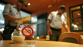 Ελλάδα - Αντικαπνιστικός νόμος: Πως ανταποκρίνονται οι πολίτες