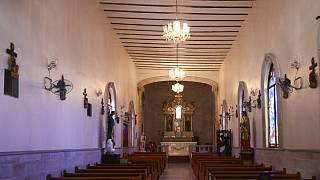 کلیسایی در مکزیک