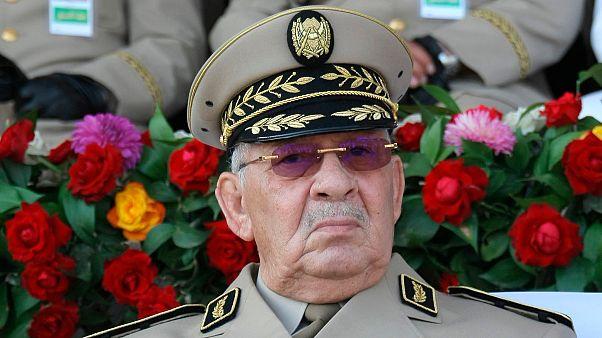 Cezayir Genelkurmay Başkanı Ahmed Kayid Salih