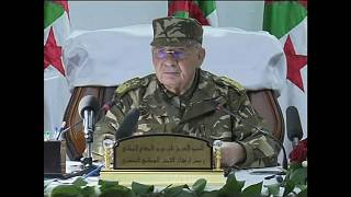 Fallece el general que sucedió a Buteflika en el poder hasta las elecciones de este mes en Argelia