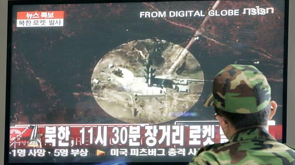 Kuzey Kore'nin füze tesisinde inşaat faaliyetleri iddiası