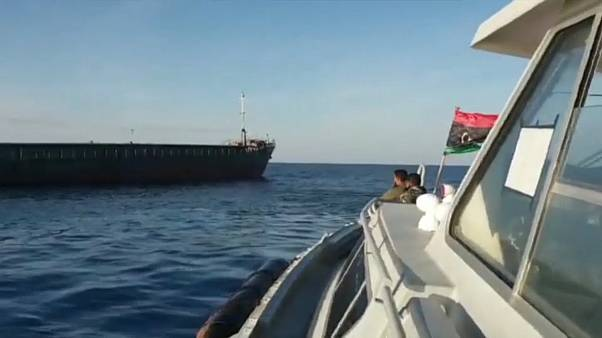 قوات شرق ليبيا تفرج عن سفينة وطاقمها التركي بعد احتجازها في المتوسط
