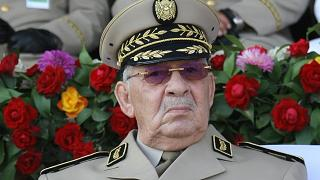 Powerful Algerian general and army chief Ahmed Gaïd Salah dies