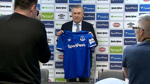 Ancelotti wird Trainer des FC Everton - Arteta übernimmt Chefposten bei Arsenal