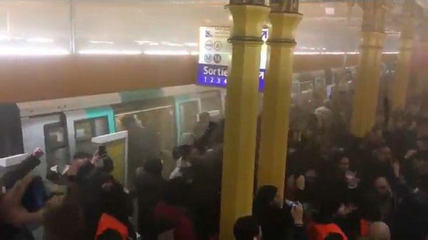 París no da tregua a los paros en el transporte