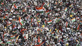 India: la protesta dei musulmani contro la legge sulla cittadinanza
