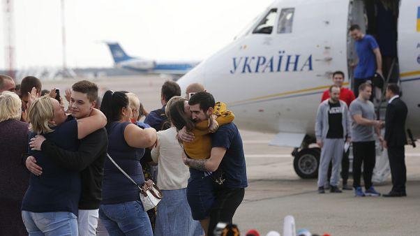 Ukrayna ve Rusya yeni bir mahkum takası konusunda anlaşmaya vardı