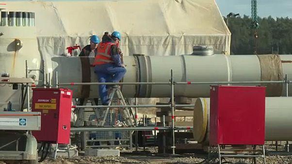 Az amerikai szankciók ellenére megépítik az Északi Áramlat 2 gázvezetéket