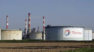 پالایشگاه نفتی فرانسه