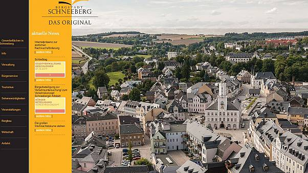 Schneeberg was rebuilt in the baroque style after a fire in 1719, according to the town's website