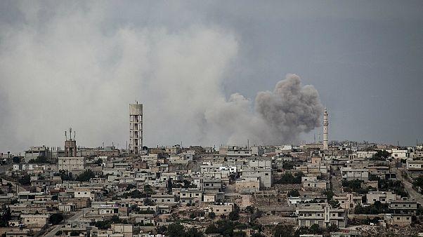 كفر نبودة في إدلب) سوريا