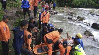 Смертельное ДТП на Суматре