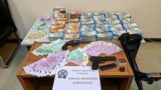 Καβάλα: Προφυλακιστέοι οι τρεις κατηγορούμενοι της ληστείας των 4,2 εκατομμυρίων ευρώ