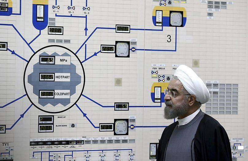 AP Photo/Iranian Presidency Office, Mohammad Berno, File