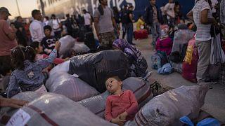 Προτροπή ΕΕ προς χώρες μέλη για τα ασυνόδευτα προσφυγόπουλα στην Ελλάδα