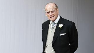 Elhagyta a kórházat Fülöp herceg