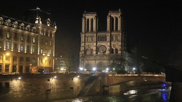Notre Dame will not host Christmas Mass for first time since Napoleonic era