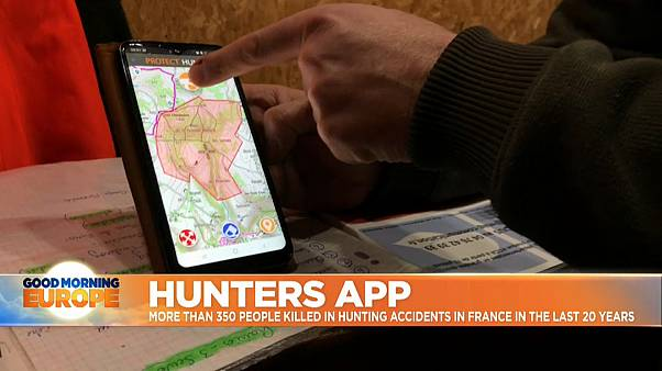 New app keeps you safe in hunting areas after 9 accidental deaths in France in 2019