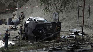 Afganistan: Taliban'ın askeri karakola düzenlediği saldırıda en az 15 asker öldü