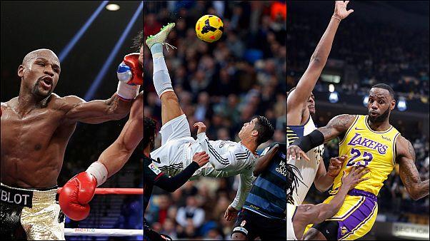 Son 10 yılda en fazla kazanan sporcular kim? Messi, Ronaldo ne kadar gelir elde etti?