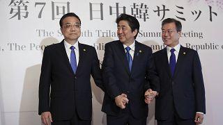 Çin-Japonya-Güney Kore, ABD ve K. Kore arasındaki diyaloğun geliştirilmesi için çalışacak