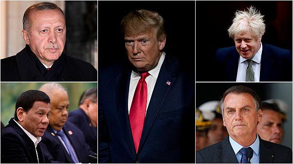 """تعرف على أكثر تصريحات قادة العالم """"افتقارا إلى الدبلوماسية"""" في 2019"""