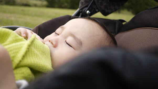 نوزاد ژاپنی