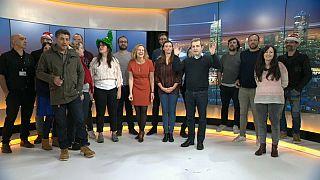 Euronews wünscht frohe Weihnachten