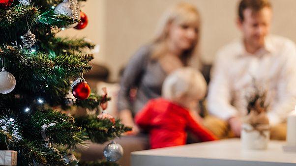 Τα Χριστούγεννα είναι η μέρα με τα σπανιότερα γενέθλια