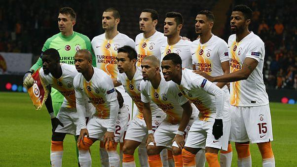 Galatasaray oyuncuları
