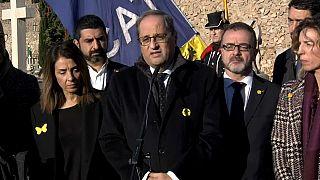 Filipe VI apela à unidade de Espanha, líder catalão critica