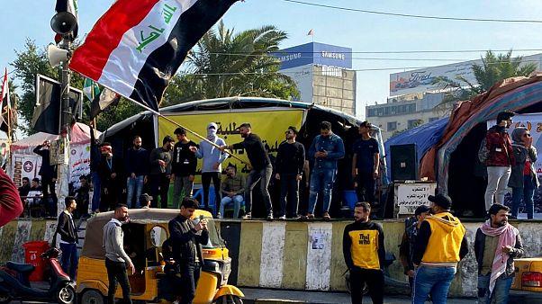 تظاهرات علیه موج تهدید و ترور معترضان در عراق