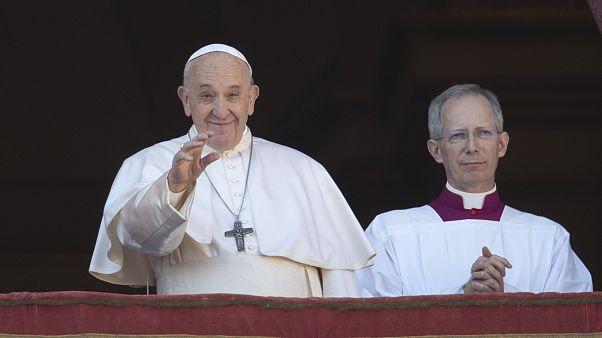 پاپ فرانسیس پیشوای دینی کاتولیکهای جهان