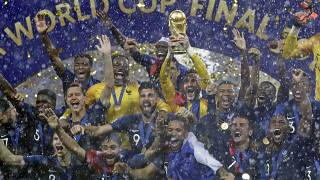France defeated Croatia in the final of the 2018 FIFA World Cup in Russia.