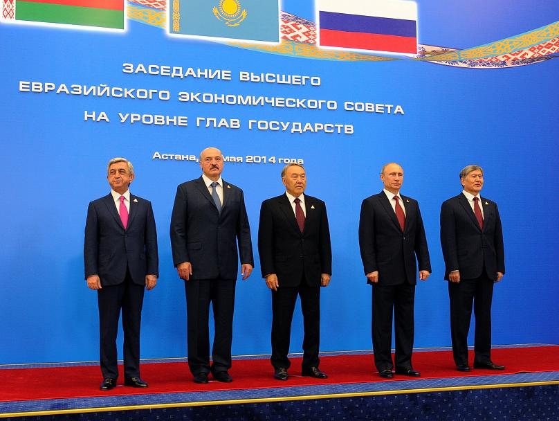 AP Photo RIA-NOVOSTI, Mikhail Klimentyev, service de presse présidentiel