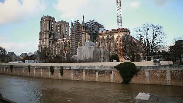Notre-Dame de Paris sem missas de Consoada e de Natal