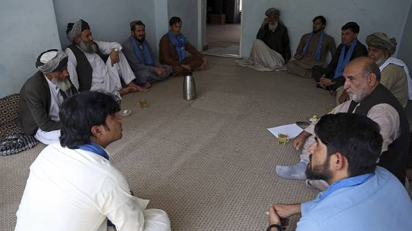 Afganistan'da Taliban'ın kaçırdığı 27 barış aktivisti kurtarıldı